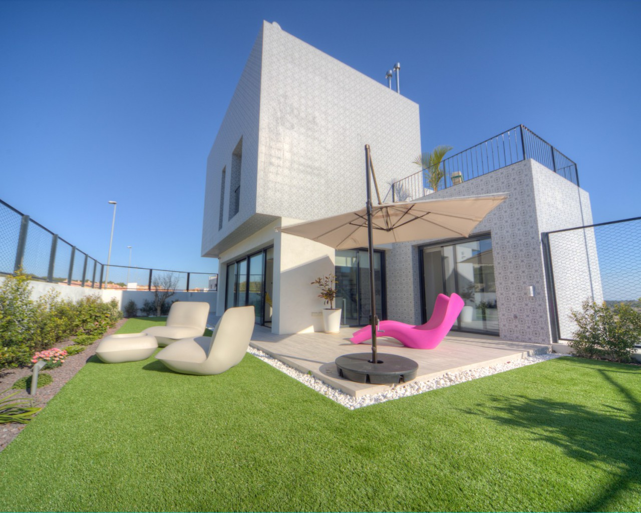 New Build - Villa - San Miguel de Salinas