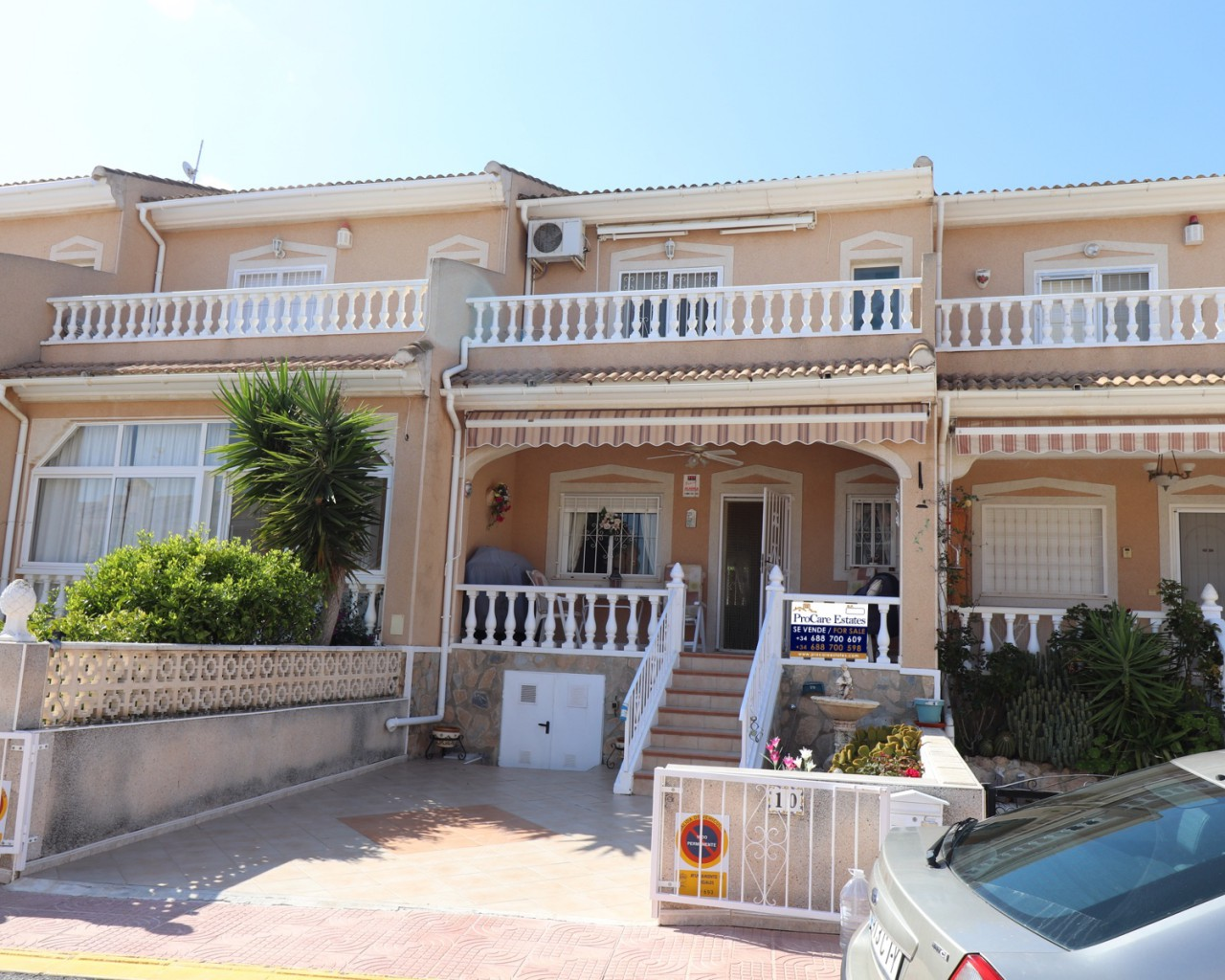 Townhouse - Sale - Ciudad Quesada - Doña Pepa